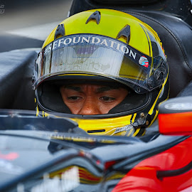 Maximum concentration by Bruno Barros - Sports & Fitness Motorsports