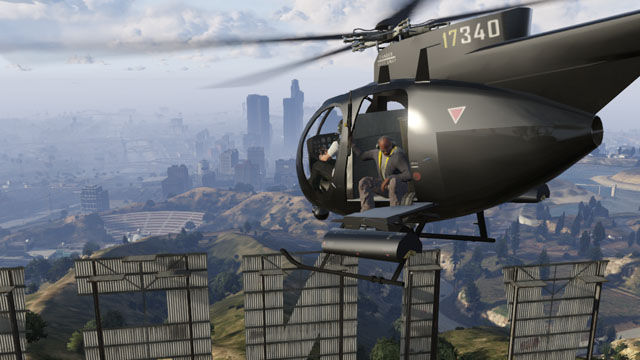 Missing vehicle fix arrives for GTA Online