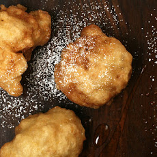 Honey Fritters with Blood Oranges  Recipe