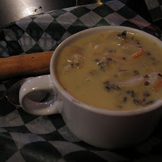 Northwoods Wild Rice Soup