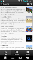 Screenshot of News Minecraft.fr