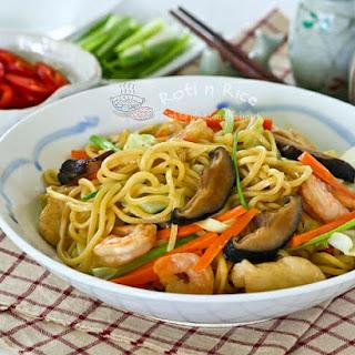 Seafood Pancit Recipes