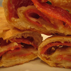 Pepperoni Bread