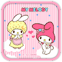 My Melody Love Mom Theme icon