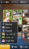 Screenshot of Photo Lockerフォトロッカー・写真の隠し場所プロ版