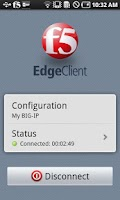 Screenshot of Rooted F5 BIG-IP Edge Client