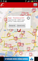 Screenshot of Natankuj.sk