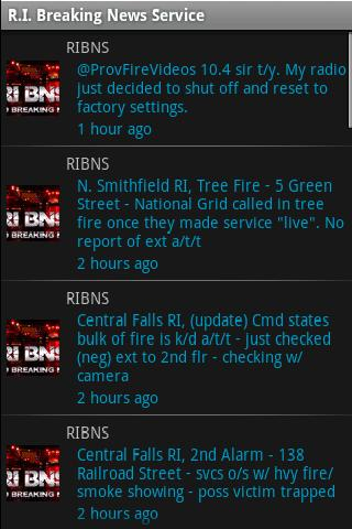 R.I. Breaking News Service