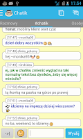 Screenshot of Chatik