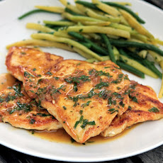 Thomas Keller's Chicken Breasts with Tarragon