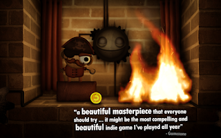 Screenshot of Little Inferno