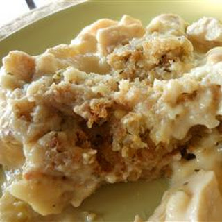Chicken Dressing Casserole Recipes