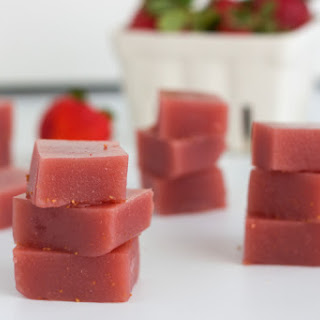 Strawberry Jello for Healthy Bones and Glowing Skin