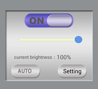 Smart LED Lighting Control - screenshot