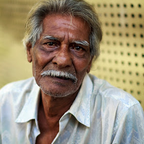 Despair by Mario Suwandi - People Portraits of Men ( portraiture, sad, people, man, portrait, Emotion, human )