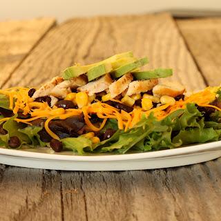 Southwestern Style Salad Recipes