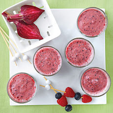 Berries and Beets Smoothie