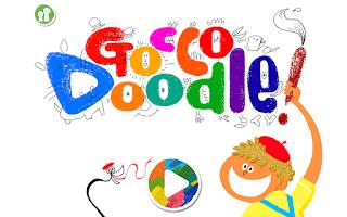 Screenshot of Gocco Doodle - KidsPaint&Share