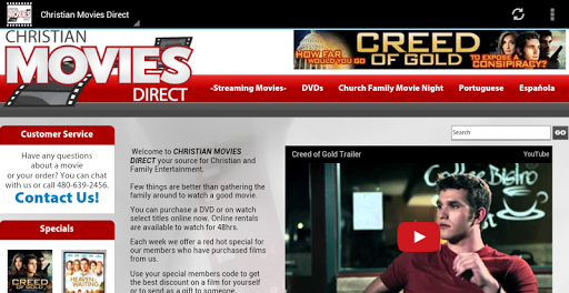 Christian Movies All in One Place, Easy to Find! CFDb!