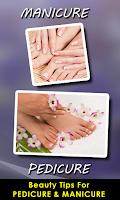 Screenshot of Beauty Tips For Women and Men