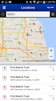 Screenshot of First Bank&Trust Smart Banking