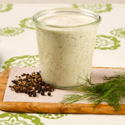 Buttermilk Peppercorn Dressing CBC Best Recipes Ever