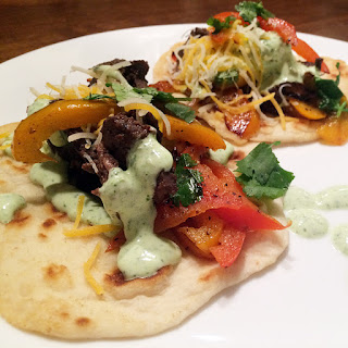 Fajita Tortilla Recipes