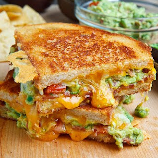 Guacamole Grilled Cheese Recipes
