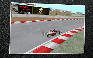 Screenshot of Fast Track Racers - Free Cars