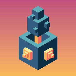 Skyward – awesome clone solving upward labyrinths
