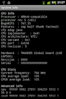Screenshot of Quick CPU Overclock Lite