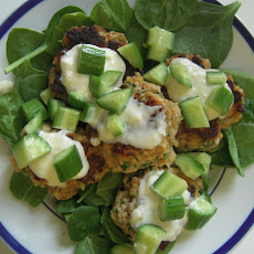 Peppery Salmon Cakes