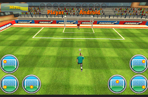 Screenshot of free world Cup Free kick 2014