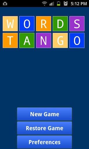 Words Tango Pro