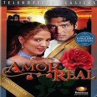 Screenshot of Telenovela de Mexico Amor Real