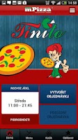Screenshot of Pizza ristorante Tinito