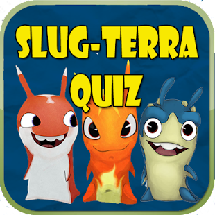 Slugs-Tera Quiz - screenshot
