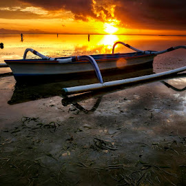 by Lim Darmawan - Landscapes Sunsets & Sunrises
