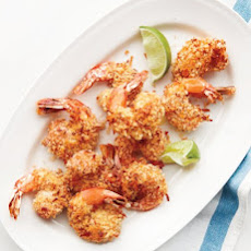 Coconut-Crusted Shrimp