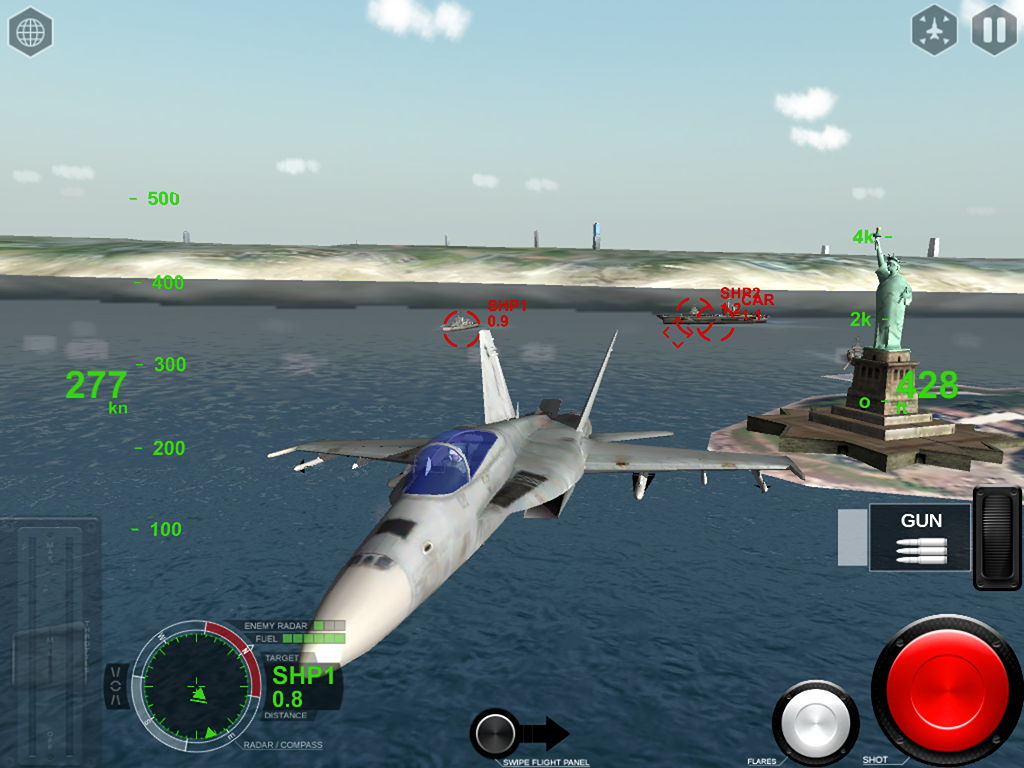 AirFighters Pro Screenshot 6