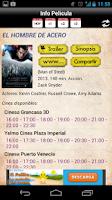Screenshot of Ir al Cine