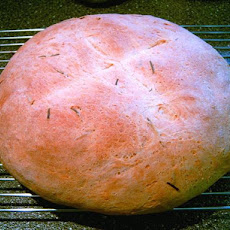Rosemary Hearth Bread