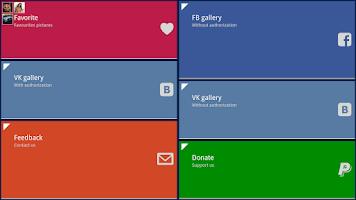 Screenshot of Wallpapers HD - Socinator