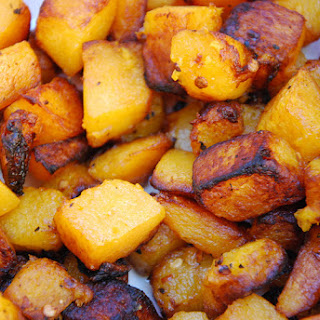 Caramelized Butternut Squash