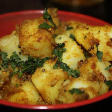 Bombay Spiced Potatoes