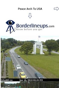 Borderlineups - screenshot