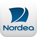 Nordeas mobilbank mobile app icon