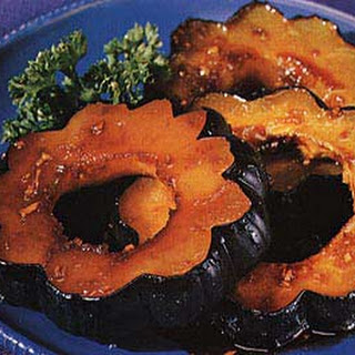 Honey Glazed Squash Recipes
