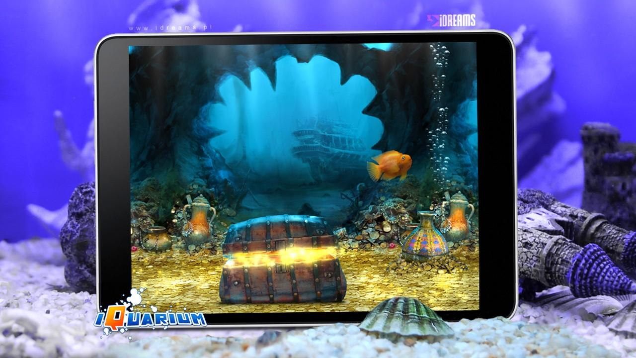 iQuarium - virtual fish Screenshot 4