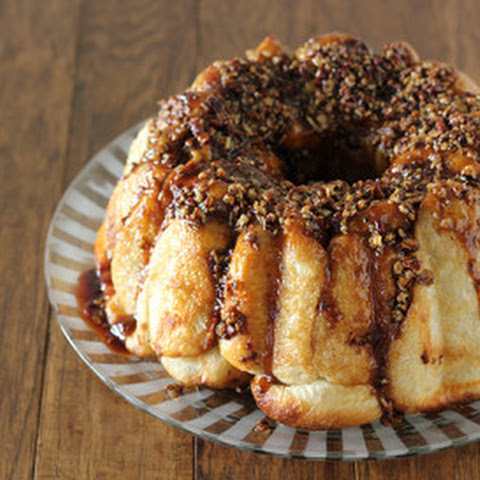 Butterscotch Breakfast Ring